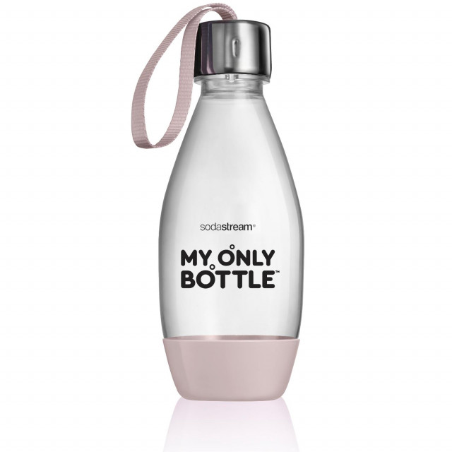 SodaStream Kunststof vulfles - My Only Bottle Pink Blush